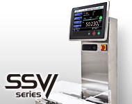 SSVシリーズ 重量選別機(オートチェッカ)