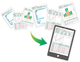 Would you like to promote paperless production lines?