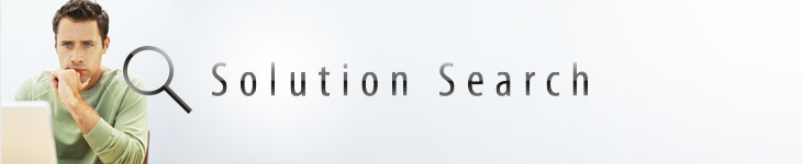 解决方案查找 - Solution Search