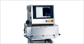 写真1:通常のX線異物検出機(KD7405AWH)
