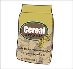 Fig. 3-4: Cereal