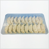 Fig. 3-1: A pack of dumplings with a tray