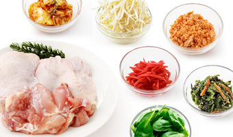 image of different food ingredients
