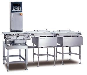 多段階用オートチェッカ - Grading System Checkweigher