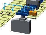 ロボットアーム搬送 - Robotic Arm Conveyor