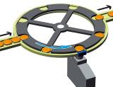 スターホイール搬送 - Star Wheel Conveyor