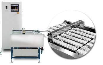 Checkweigher for Individually packaged products (stick, sachet)