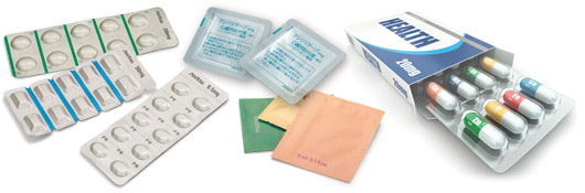 医薬品 - Pharmaceuticals