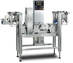 Checkweigher : Side belt-mounted type