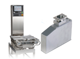 Checkweigher for Multi-Lane Inspection