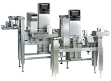 Checkweigher for Standing Products