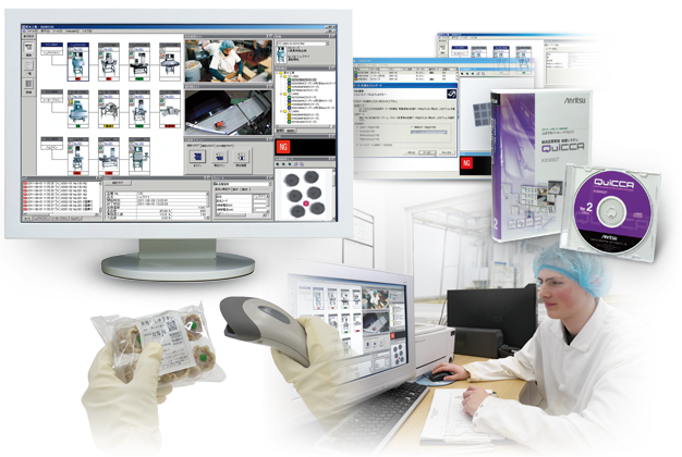 Production/Quality Management Systems