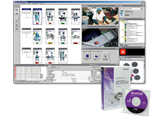QUICCA  KX9002A:生産ラインの監視と診断 - Real-time production line monitoring and analysis