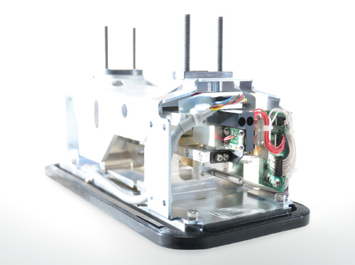 The weighcell that resistant to vibration noise