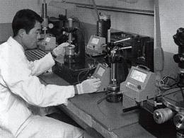 电子微测仪