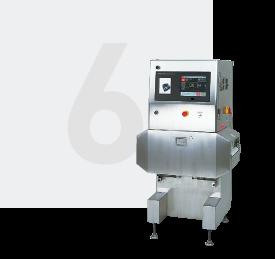 X射线异物检测系统的内部开发