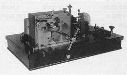 モールス印字機