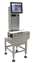 SSV-h Series Checkweigher conforming to CFR 21 Part 11