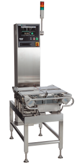 Dual-Lane Checkweigher
