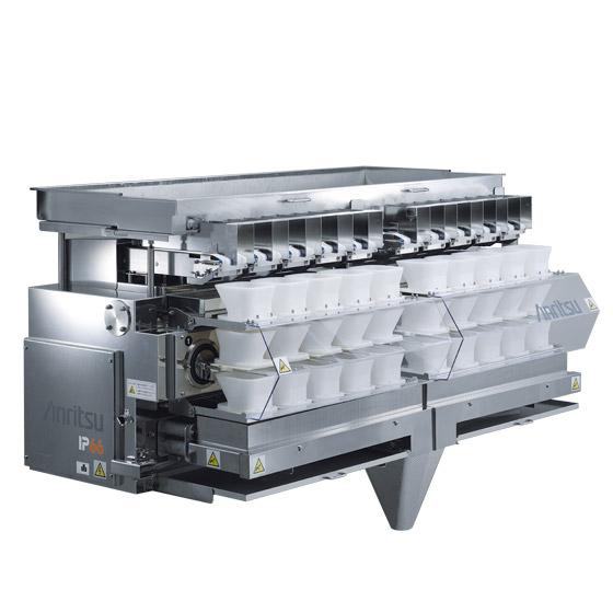 自動電子計量機 クリーンカップスケール - Automatic Combination Weigher Clean Cup Scale