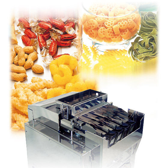 自動電子計量機 Cube - Automatic Combination Weigher