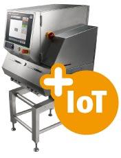 X線検査機のIoTサポートソリューション