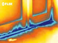 玄関の空気漏れ