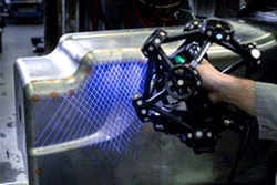 MetraSCAN 3D™ 高速