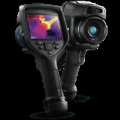 サーモグラフィカメラ E53/E75/E85/E95 シリーズ
