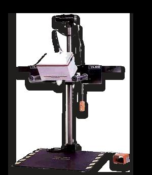 トランジェントキャプチャを使用する落下・衝撃試験装置