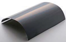 太陽電池パネル:culnGsGaSe/Mo/glass