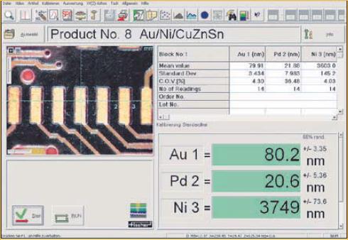 薄膜メタライズ・高機能性めっき膜厚の高速測定