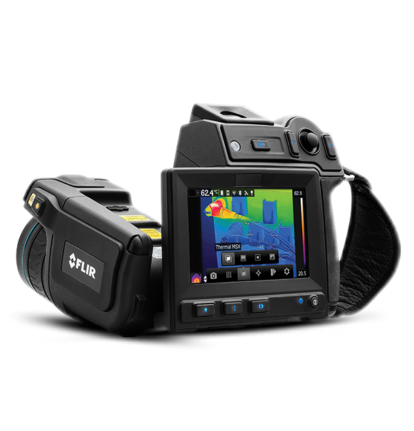 Thermal Camera T630sc