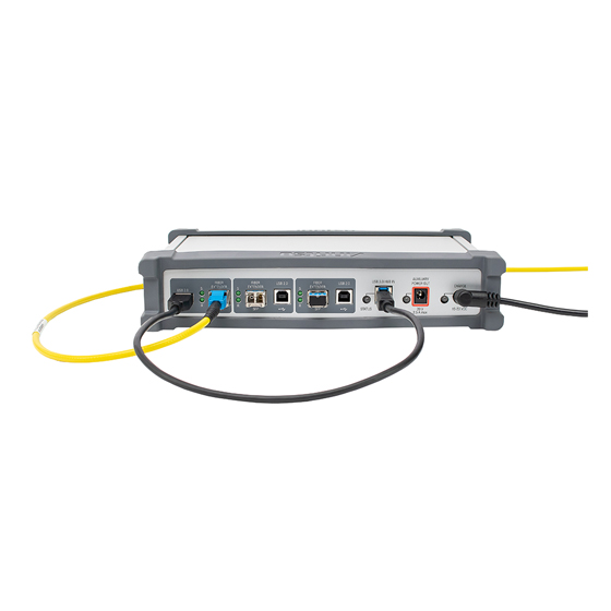 ME7868A Distributed Modular 2-port Vector Network Analyzer
