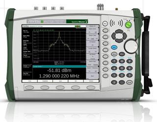 Spectrum Master MS2722C