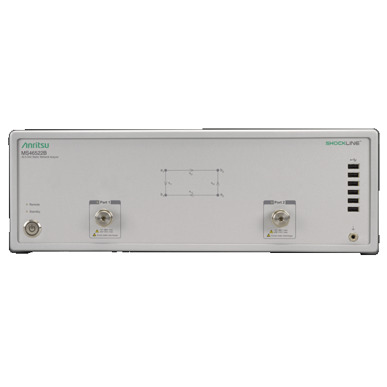 MS46522B 43.5GHz 2-port