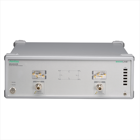 MS46522B 8.5 GHz 2port