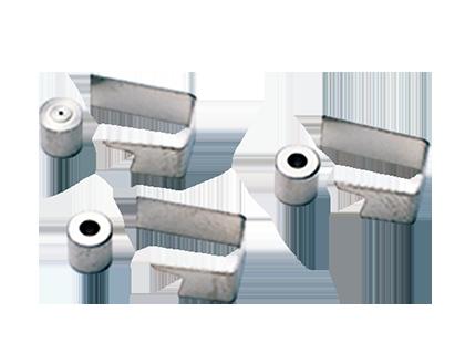 K Soldering Fixture for Flange Launcher Glass Bead 01-106