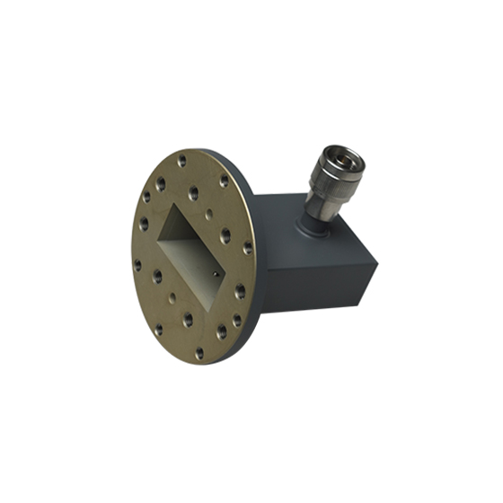 35UM48N Waveguide to Coaxial Adapter