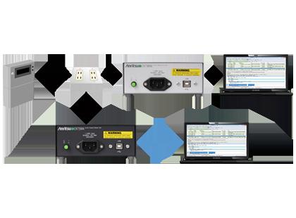 G3-PLCプロトコルテストセット CE7053A
