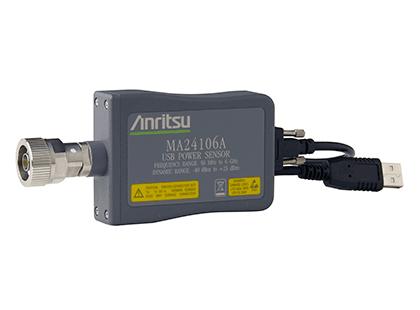 USB パワーセンサ MA24106A