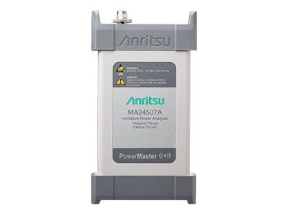 Power Master™ Frequency Selectable mmWave Power Analyzer | Anritsu