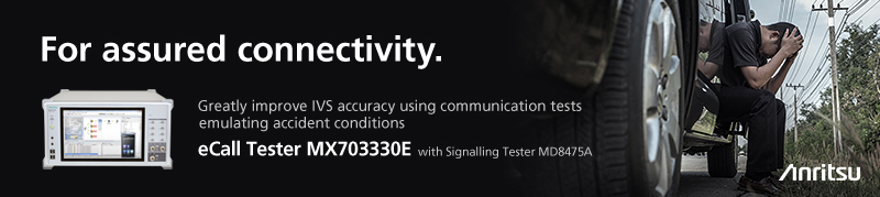 eCall test solution