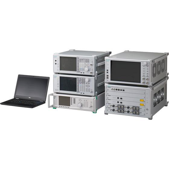RF Regulatory テストシステム ME7803NR