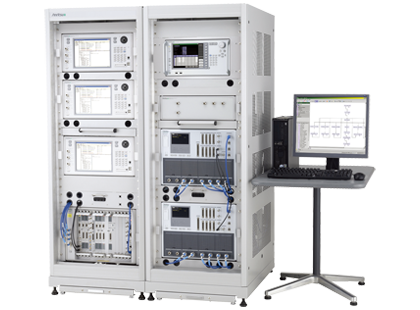 휴대 장치 테스트 플랫폼 ME7834