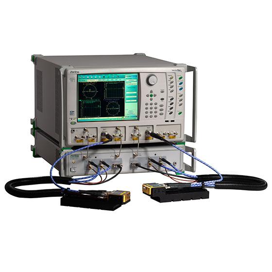 Network Analyzer Testing Radar Gun : Vectorstar broadband vna me a e d anritsu america