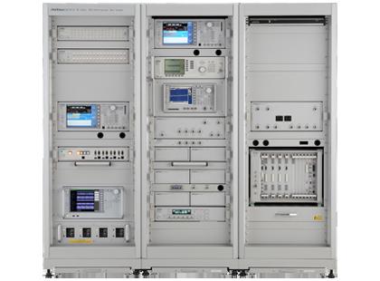 W-CDMA TRX/Performance 測試系統 ME7873F