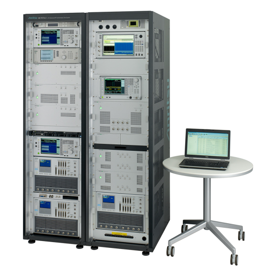 LTE-Advanced RF Conformance Test System ME7873LA Cross (with PC)