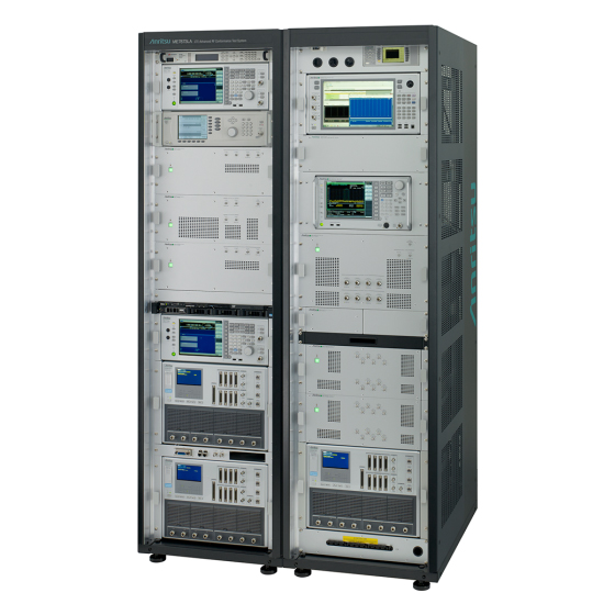 LTE-Advanced RF Conformance Test System ME7873LA Cross