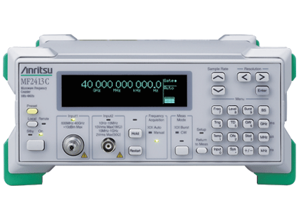 MF2413C Microwave Frequency Counter